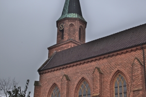 Kirche In Holdorf